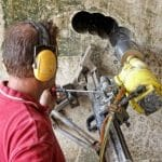 קידוח בבטון